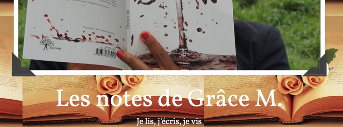 Interview par 'Les notes de Grâce M.'