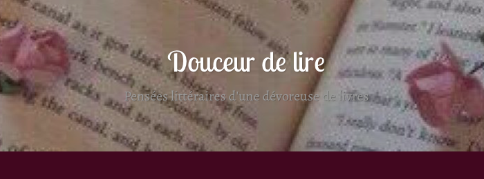 Interview par 'Douceur de lire'