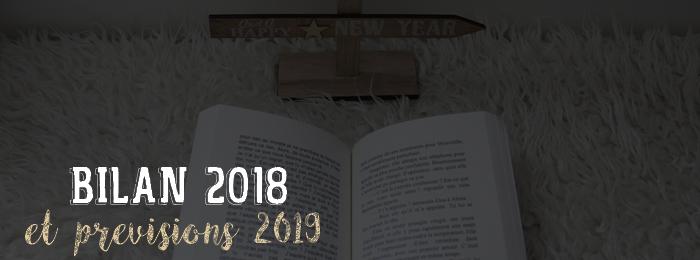 Bilan 2018 et prévisions 2019