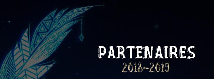Partenaires 2019 (+ 2018)