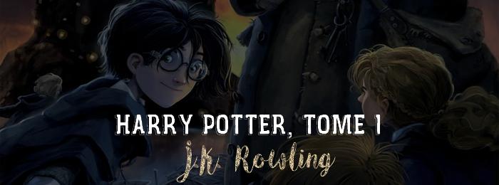 Harry Potter, tome 1 : À l'école des sorciers de J.K. Rowling
