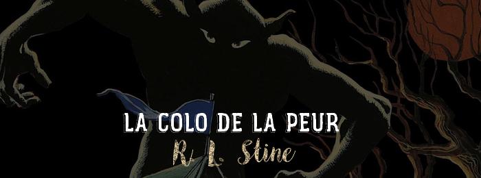 La colo de la peur de R. L. Stine
