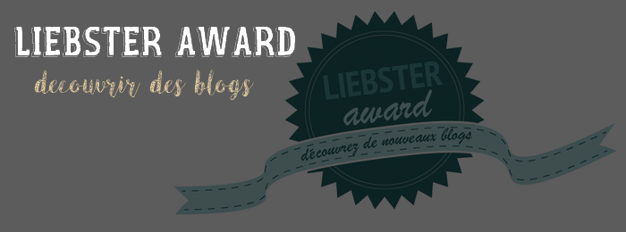 Liebster Award 2019