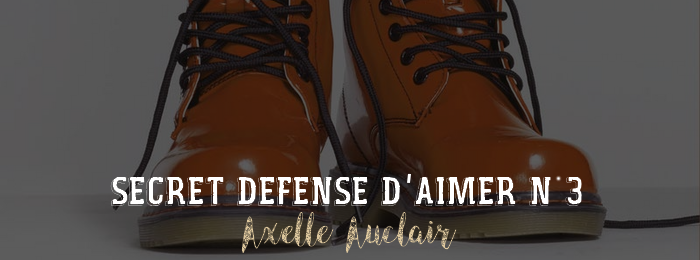 Secret défense d'aimer n°3 d'Axelle Auclair