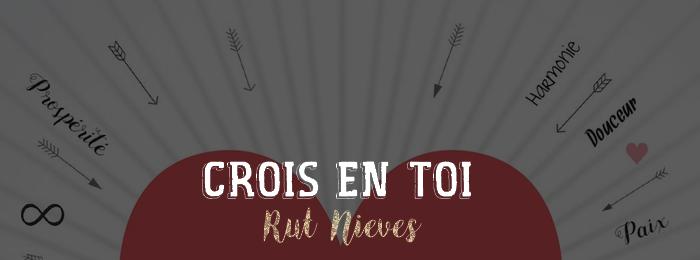 Crois en toi de Rut Nieves