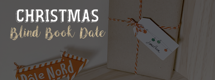 Christmas Blind Book Date